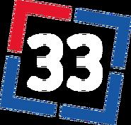 33 Губерния (красно-синий мини-логотип)