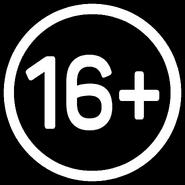 Возрастной знак 16+ (AzTV (Азербайджан), 2020-н.в.)