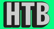 НТВ (буквы с тенью, 1994, фон)
