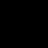 НТВ (1994-2001, использовался в бейджиках, чёрный)