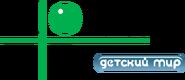 НТВ-Плюс Детский мир (2002-2012, чёрные буквы)