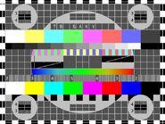 Настроечная таблица Азербайджанская программа ЦТ СССР и AzTV (Азербайджан) (1971-1993)