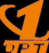 Первый канал 3 оранжевый