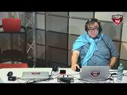 Юрий Розанов в эфире Спорт FM. 22.07