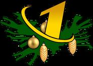 ОРТ (1997-1998, новогодний)