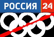 Россия 24 (2016, олимпийский флаг с красной чертой)