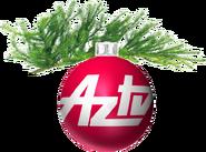 AzTV (Азербайджан) (2003-2007, новогодний)