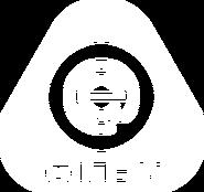 Enter-фильм (улучшенный белый логотип)