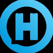 Новий канал (5-ий логотип іншого градієнта - синьо-блакитний)