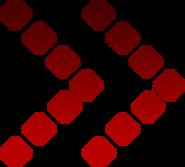 TVP Info czerwona strzaka