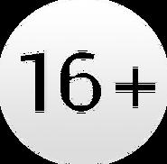 Возрастной знак 16+ (Россия-1, 2012-2017)