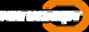 Мегаспорт (2-ий логотип - бiло-помаранчевий)