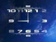 Часы ОРТ и Первый канал (2000-2011)