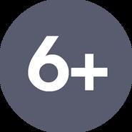 Возрастное ограничение 6+ (Первый канал, 2012-2013)