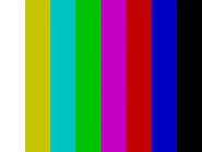 Настроечная таблица ТВ Центр (1997-2006)