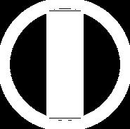 Первый канал 1 (белый)