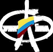 ТРК Украина (1993-2001, белые буквы)