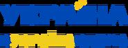 Украина (березень-квітень 2020, з антикоронавірусним написом, сині літери)