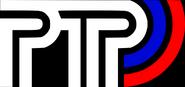 РТР (1993-1998, белый, вторая версия, без теней, черном фоне)