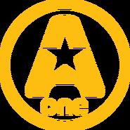 A-One (Ukraine) (2-nd logo, yellow)