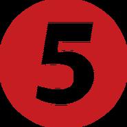 5 канал Украина (3) Красный