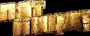 Пятница! (логотип с золотистыми блесками)