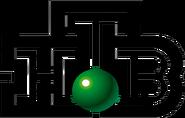 НТВ (2001-2007, объёмный шарик)