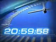 Часы 5 канал Украина 2003-2005