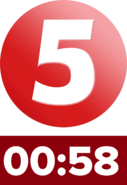 5 канал Украина (2020-н.в., эфир) (таймер)