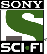 Sony Sci-Fi (первый четвертый логотип)