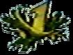 Новогодний логотип ОРТ (1997-1998)