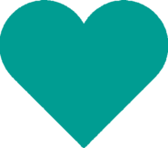 СТС Love (2019, мини, бирюзовый)