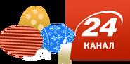 24 канал Украина (2021, Пасха)