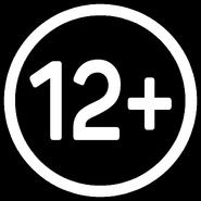 Возрастной знак 12+ (AzTV (Азербайджан), 2020-н.в.)