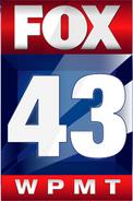 WPMT 43 logo