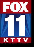 KTTV ID logo