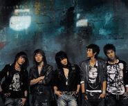 Rising Sun - TVXQ