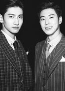 The Chance of Love - TVXQ