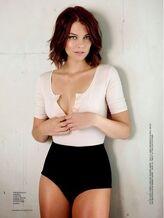 Lauren Cohan - Maxim India November 2013-003
