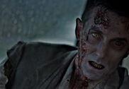 TWD Zombie Man in Car
