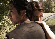 Glenn y Maggie Season 4