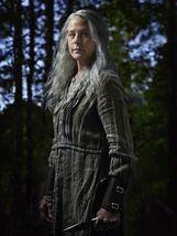 Melissa McBride as Carol Peletier - The Walking Dead Season 9