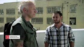 Canal Fox The Walking Dead Cold Storage - Webisode 1