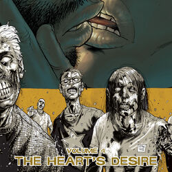 Volume 4: The Heart's Desire
