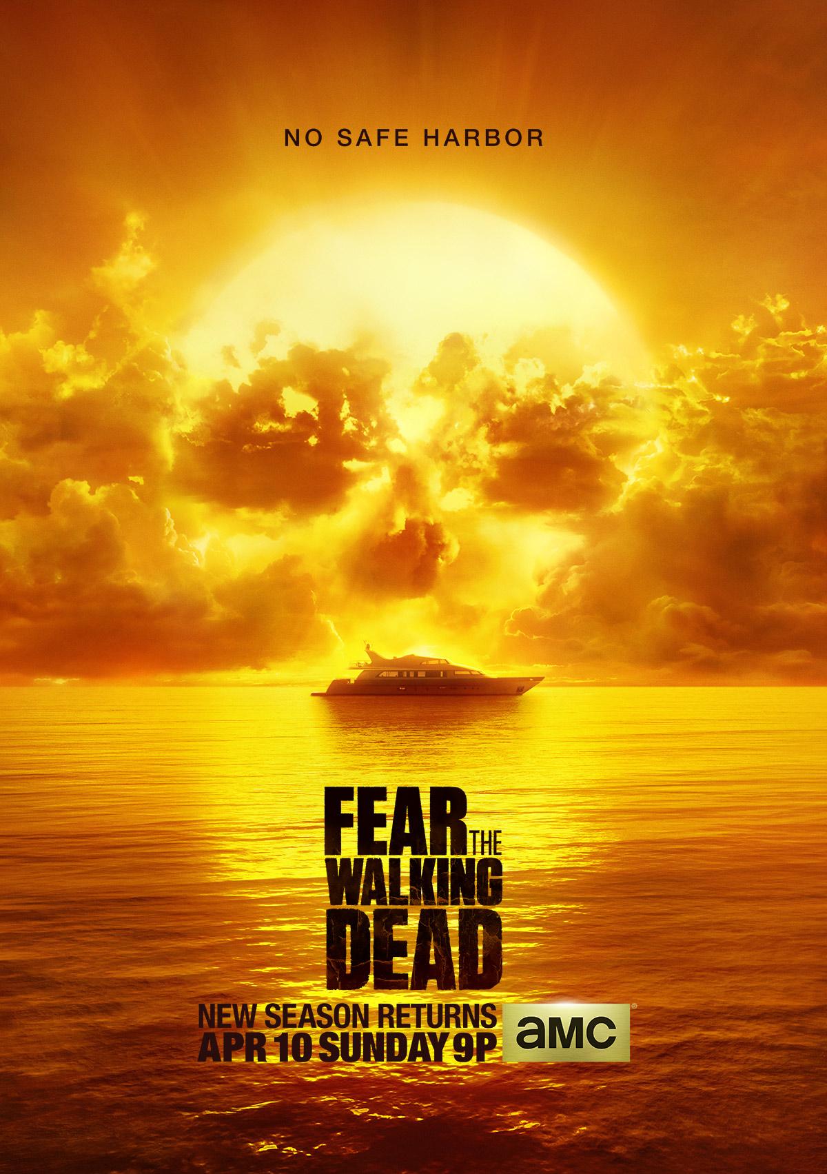 2ª Temporada (Fear the Walking Dead)