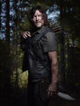 Norman Reedus as Daryl Dixon - The Walking Dead Season 9
