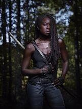 Danai Gurira as Michonne - The Walking Dead Season 9