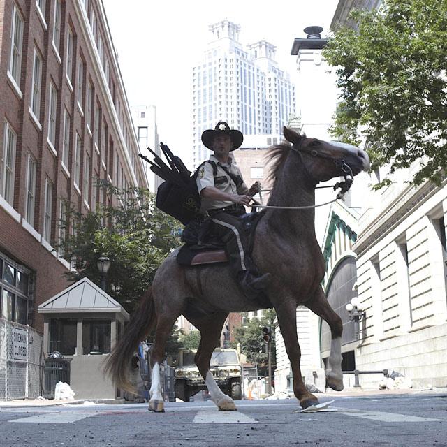 Cavalo Desconhecido (TV)