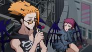 Kariya & Uzuki ( Emergency Call - Episode )