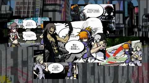 THE WORLD ENDS WITH YOU -Solo Remix- TGS 2012 Trailer